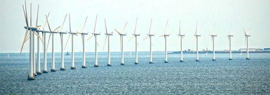 Aerogeneradores / La energía eólica