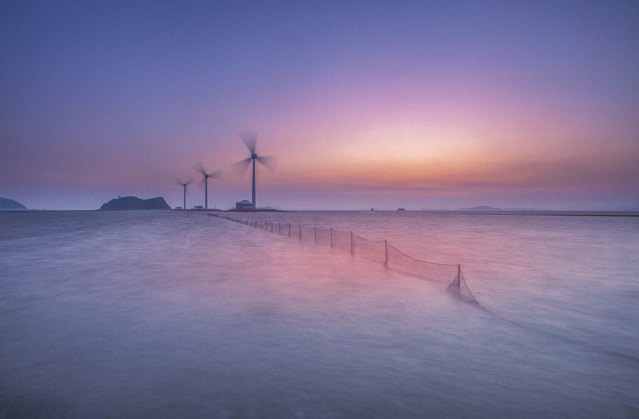 Primeras puertas de enlace de red IoT impulsadas por el viento en turbinas